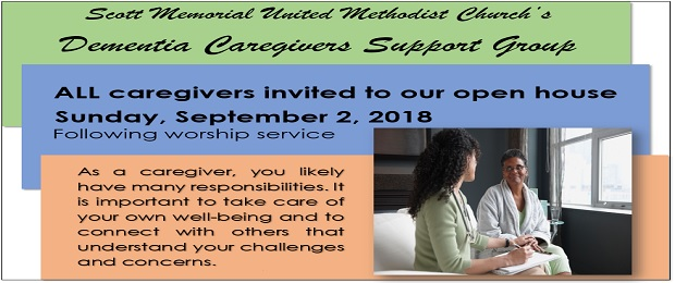 Dementia Caregivers Open House
